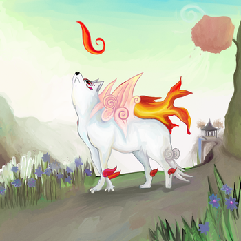 Amaterasu by Spades-Blackmontt