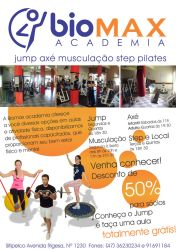 Poster - Academia Biomax by Carlodgn