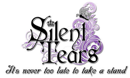 Logo for Silent Tears by MyFrozenSanctuary