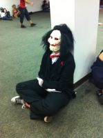 Billy the Puppet by StephieLuff