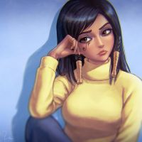 pharah by umigraphics