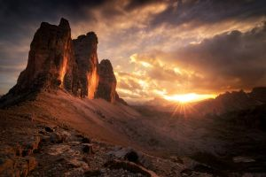 Dolomites pt. XIII by TheChosenPesssimist