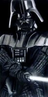 Darth Vader drawing by SuperSal001