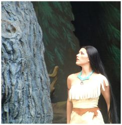 Pocahontas by shalowater
