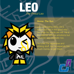 The Proud Leo by Nanvicious