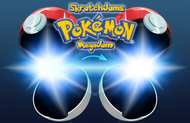 Pokemon Megajam Template by theCHAMBA