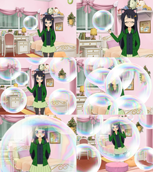 Stayed at soap bubble room with sue by sunnyDg