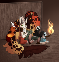 [Tame BTT 1] Story Time by BirdFeets