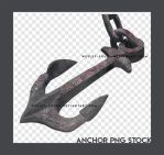Anchor PNG Stock by Wesley-Souza