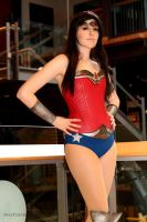 Stance : DC Comics : Wonder Woman by Lossien