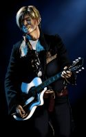 David Bowie - Concert by Triever