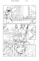 Gun Ghoul vs Cherry Bomb page 7 by RandyGreen