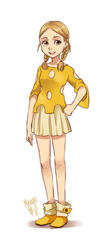 cheese fullbody by meago