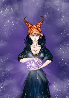 Mary the witch. by Lutessius