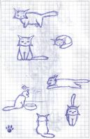 Drawings from my notepad 3 by Guard-of-Minasteris