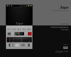 Android: elegant FM by bharathp666