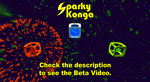 Sparky Konga Screen Shot by SuperSparkplug