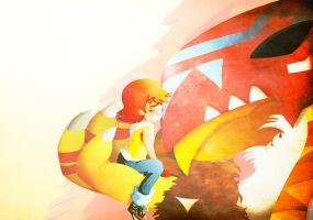 Digimon The Power of Love by MariChan27