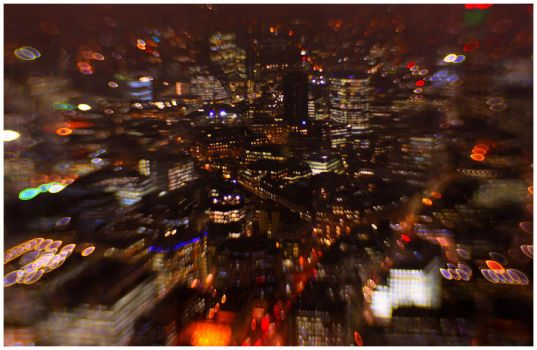 A London Pinpoint by 3wyl