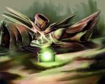Movie Painting: Turbo: a Power Rangers Movie by Hunchy