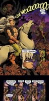 Elfquest Preview by Sonion