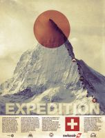 Expedition in mountain by Nes-Production