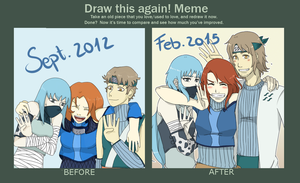 Draw this again Meme by mandarain-a