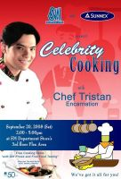 celebrity cooking by joecie