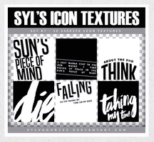 Icon Textures Pack #7 by sylvador123