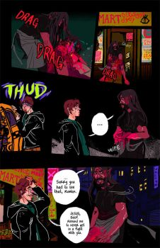 Telepath Generation page 18 by theSSjulia