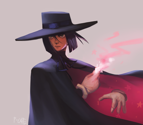 Witch by P-cate