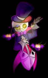 what a cool skeleton by MurderousCrows