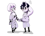 Off Sugar/Zacharie by SmasherlovesBunny500