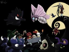 Jack and Sally vs Boogie Man