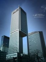Intercontinental Hotel 4 by adunio-photos