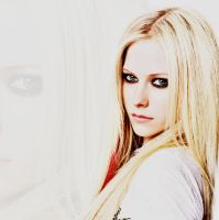 Avril Lavigne. by Hunterenchanted