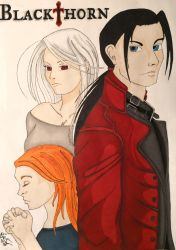 Blackthorn  by LordMiras