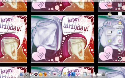 06 01 10 Birthday Wallpaper. by brittini