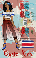 APH Elementary Contest Entry: Costa Rica by X-I-L2048