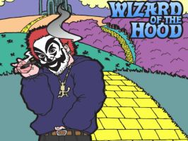 Recolored Wizard Of The Hood by b00bz