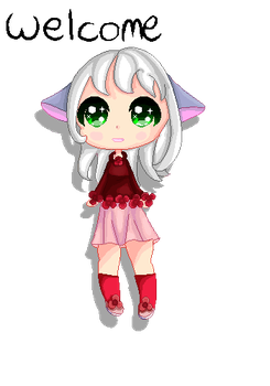 Moving Page doll! ( Zena ) by XxEricaxX777