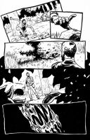 Undertow #3 presents The Forgetting Pt. 2, Pg.15 by ADAMshoots