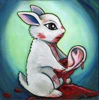 Cannibunny 2 by Catsbah