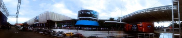 Salao do Automovel 2012 Panoramica by renatofraccari