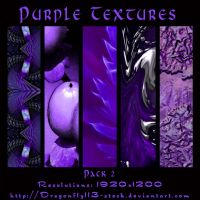 Purple Textures Pack 2 by BFstock