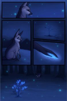 ...? - Page ten +END+ by Snowwire