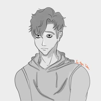 Oh Sangwoo~ fanart in Process || Killing Stalking  by AnnieUzumaki19