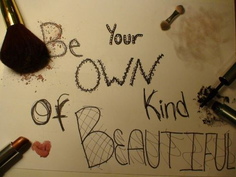 Be U tiful by IfYouCouldHugASloth