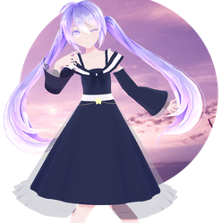 [MMD] Sour Cute Dress (Thanks for 270+) (DL) by kiraAnima