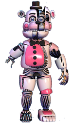 Early funtime freddy by shadowNightmare13